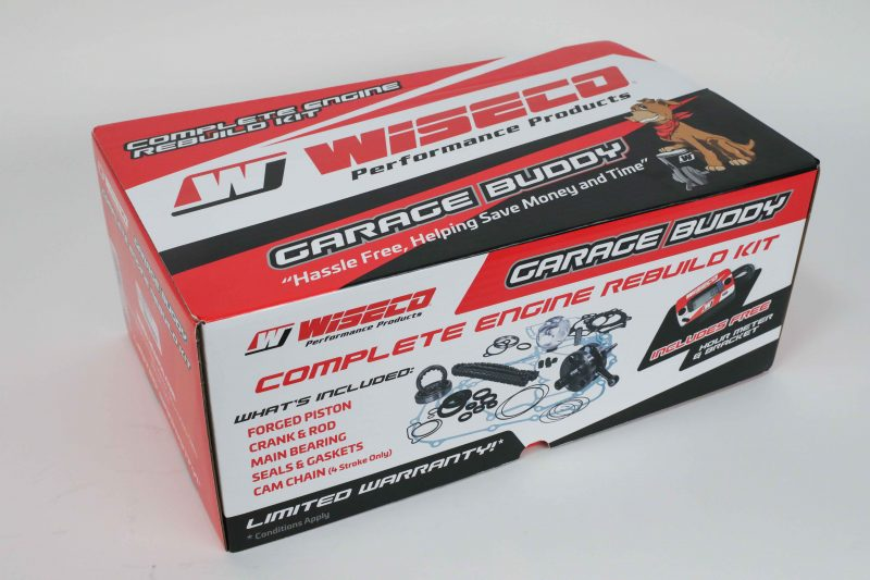 Wiseco's Garage Buddy Complete Engine Rebuild Kits for Dirt Bikes 6