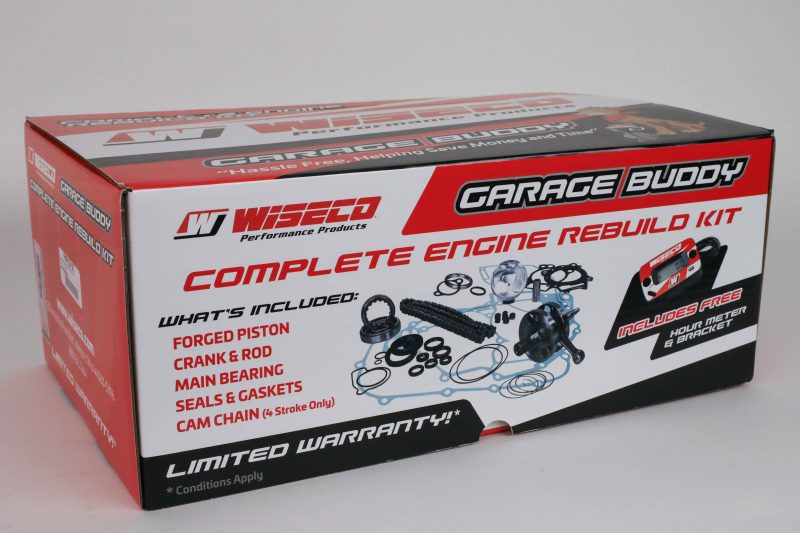 Wiseco's Garage Buddy Complete Engine Rebuild Kits for Dirt Bikes 7