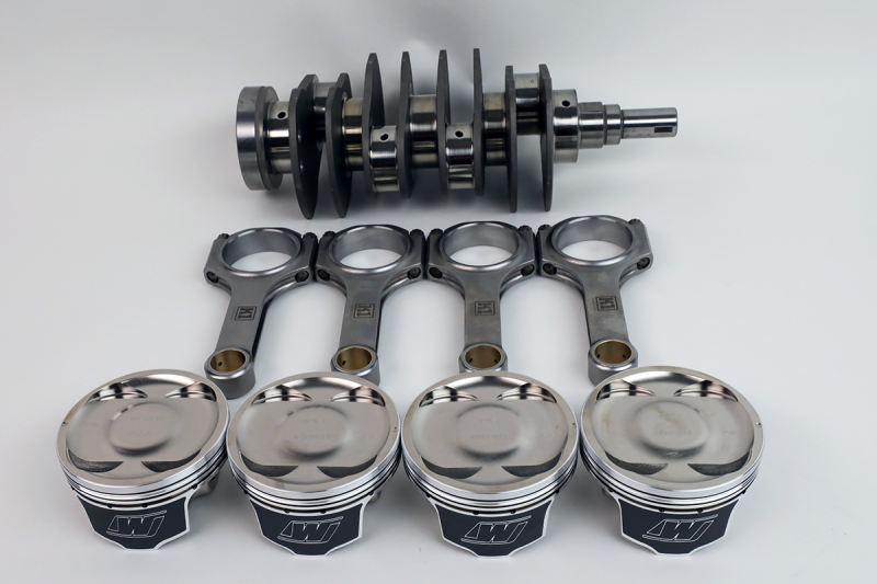 Wiseco/K1 Rotating Assemblies Make Engine Building Easy 11