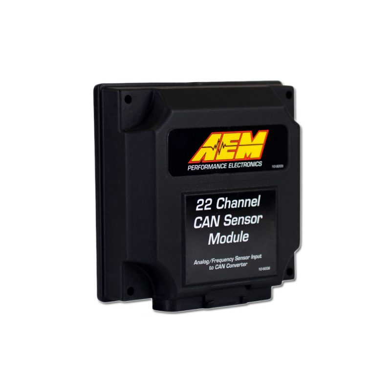 New Product - AEM 22 Channel Can Sensor Module 4