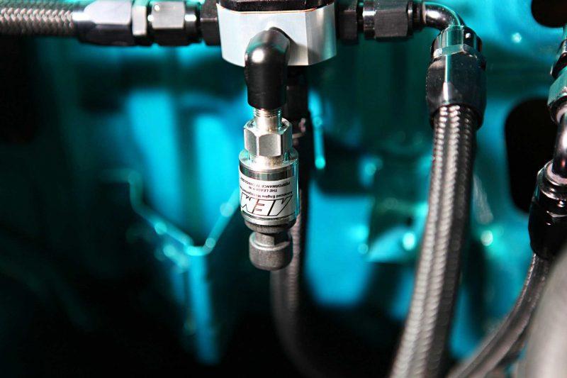 AEM Electronics Sensor Install in Honda B-Series 27