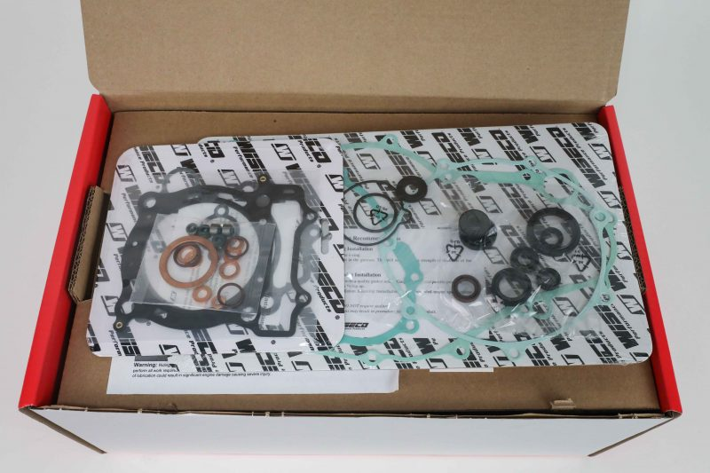 Wiseco's Garage Buddy Complete Engine Rebuild Kits for Dirt Bikes 8