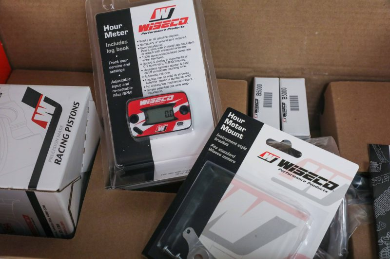 Wiseco's Garage Buddy Complete Engine Rebuild Kits for Dirt Bikes 9