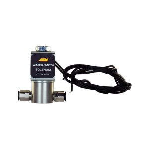 AEM High-Flow Low-Current WMI Solenoid 8