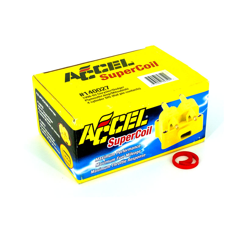 Accel Ignition Coil - Neon DIS - Super Coil 2