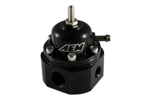 AEM 25-302BK Adjustable Fuel Pressure Regulators