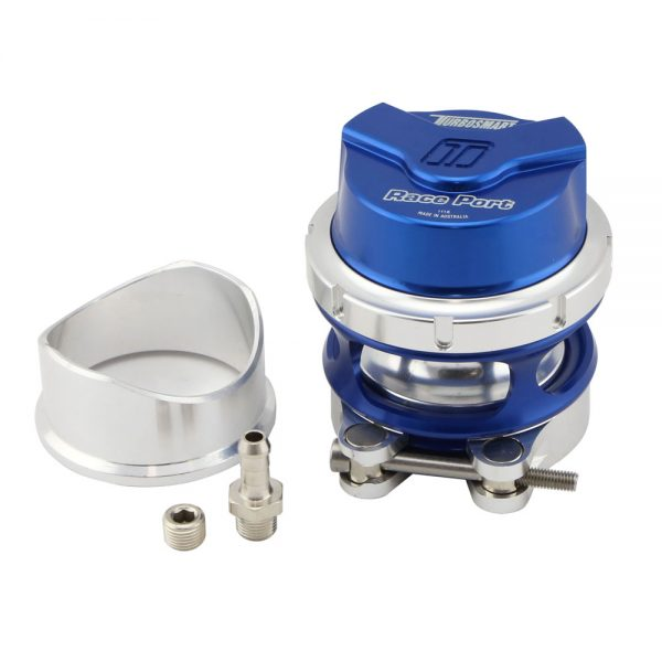 Turbosmart BOV Race Port Gen V Blue