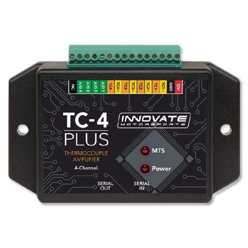Innovate TC-4 Plus (4 Channel Thermocouple Amplifier) 1