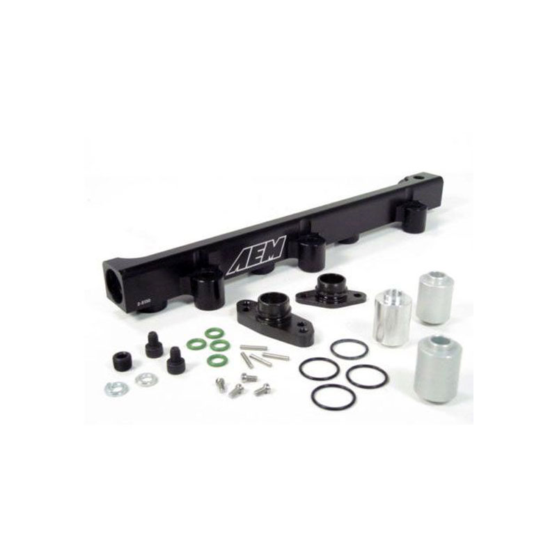AEM High Volume Fuel Rail for Eagle, Mitsubishi and Plymouth 1
