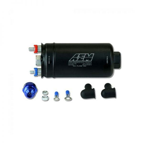AEM 400lph High Pressure In-Line Fuel Pump