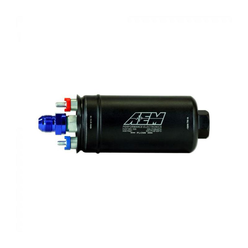 AEM 400lph High Pressure In-Line Fuel Pump 2