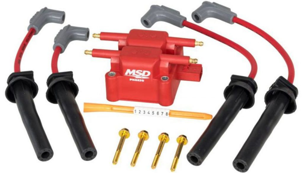 Racedom Mini Cooper 00-08 MSD Ignition Kit Stage 1