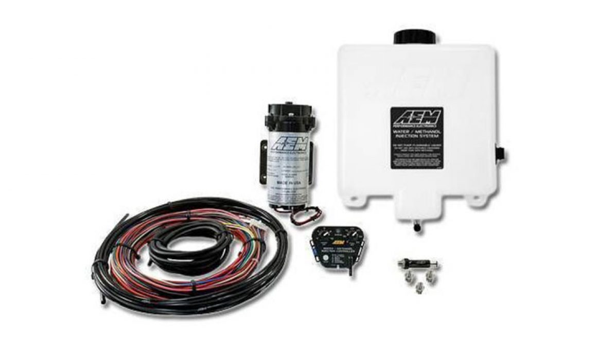 Gallon Water/Methanol Injection Kit Internal Map