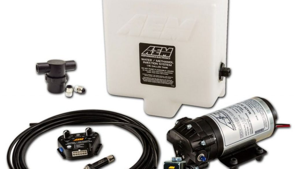 AEM V2 Water Methanol Kit, Filter, Solenoid