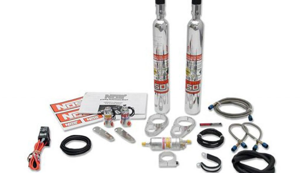 NOS Motorcycle/ATV 4-Stroke - Nitrous System