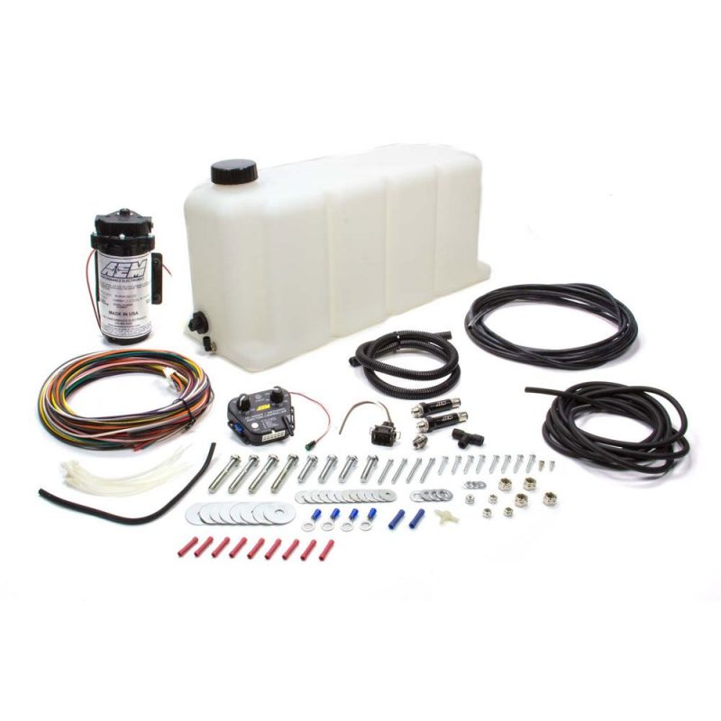 AEM V2 5 Gallon Diesel Water/Methanol Injection Kit Internal Map 30-3301