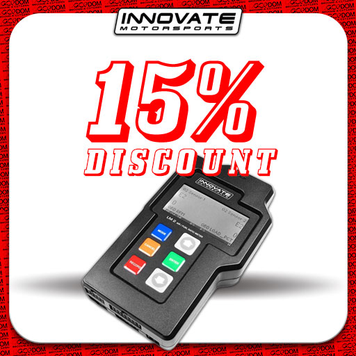 Hurry up / 12-14 June/ Innovate-Autometer-Stack Offers 6