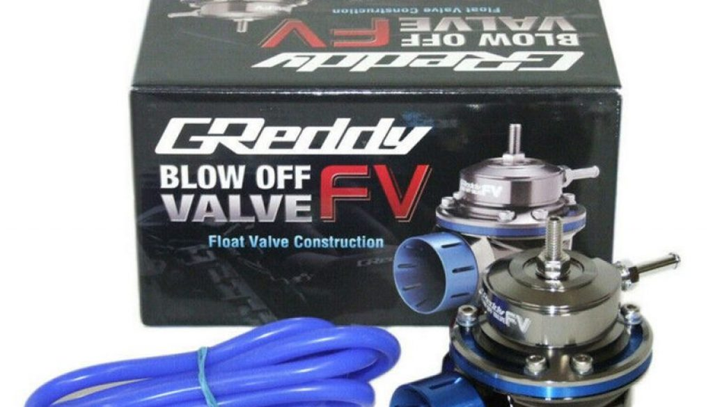 GReddy Type-FV Blow-Off Valve PN:11501665