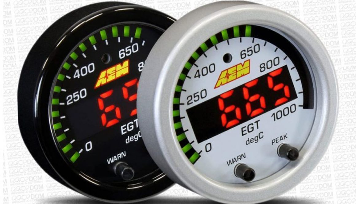 Unboxing the AEM X-Series EGT Gauge 0-1800F / 0-1000C 30-0305