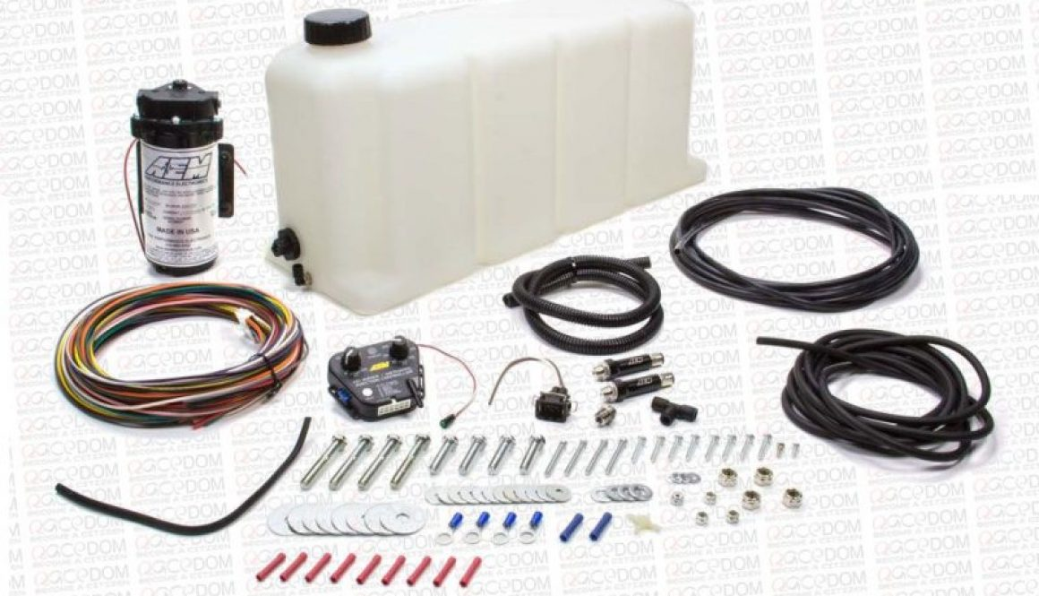 Unboxing the V2 5 Gallon Diesel Water/Methanol Injection Kit Internal Map