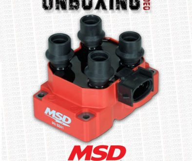 MSD Ford Coil Pack 8241