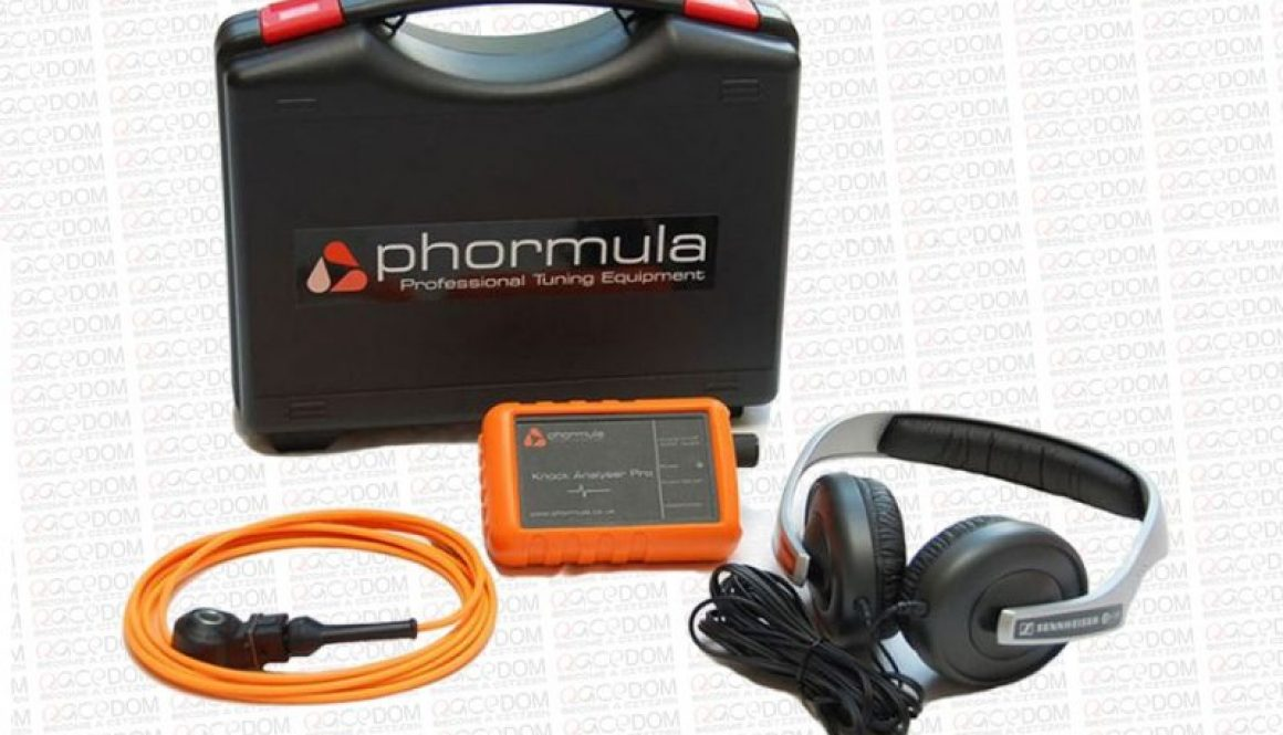 Unboxing the phormula knock Analyser Pro