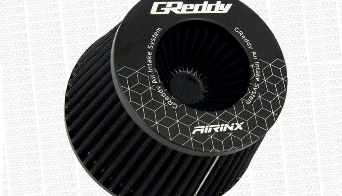 Unboxing the GReddy Airinx Air Filter AY-M