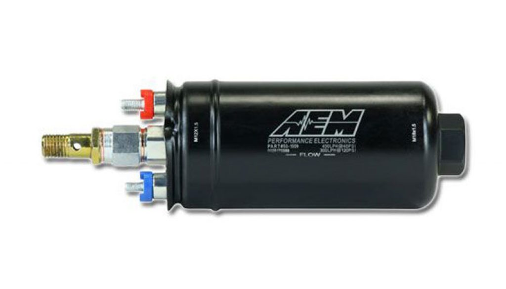 AEM Inline High Flow Fuel Pump