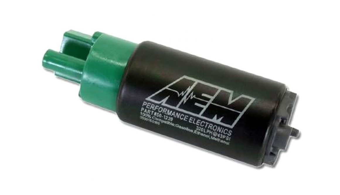 AEM 340lph E85 Compatible High Flow In-Tank Fuel Pump without hooks