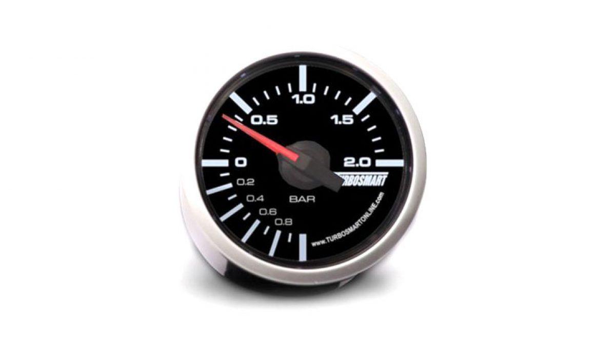 Turbosmart Boost Gauge 0-2 Bar 52mm