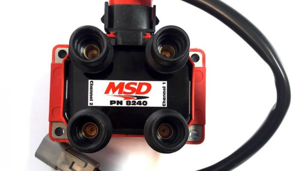 MSD Ford DIS Coil Pack-8240