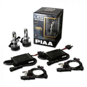 PIAA LEH123E 2ND Gen LED Bulb Kits H7 6000K 1
