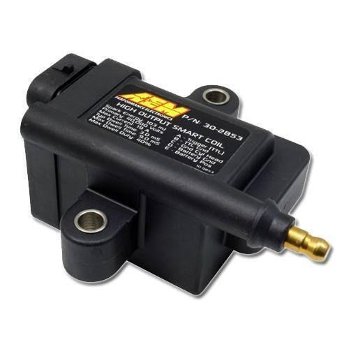 AEM High Output IGBT Inductive -Smart- Coil- Front left side