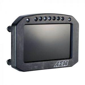 AEM CD-5L Carbon Logging Flat Panel Digital Dash Display 5