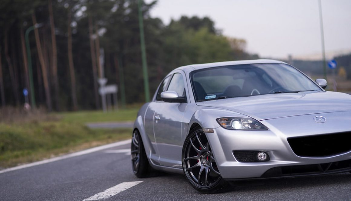 Mazda Rx8 Ignition Coils & Spark Plug Wires