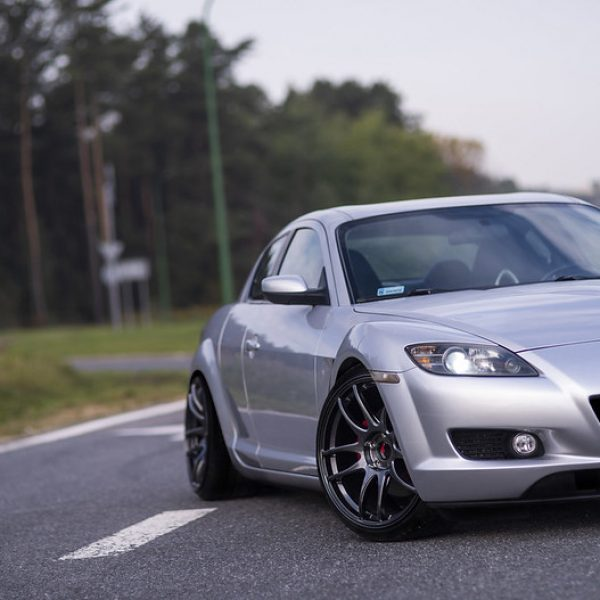 Mazda Rx8 Ignition Coils & Spark Plug Wires