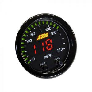 AEM X-Series Digital GPS Speedometer 1