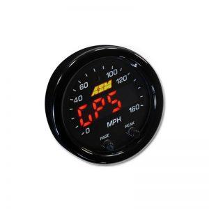 AEM X-Series Digital GPS Speedometer 2