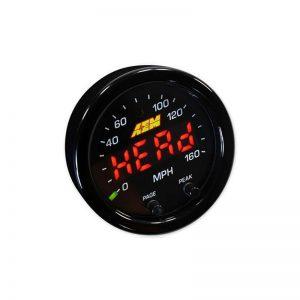 AEM X-Series Digital GPS Speedometer 3