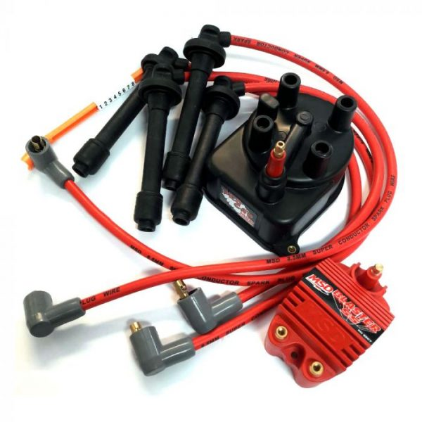Racedom Honda Civic - Accord 89-00 Upgrade Ignition kit Stage 1- View