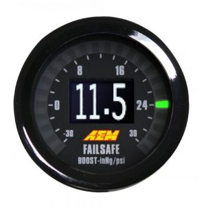 AEM Wideband Failsafe Gauge 2