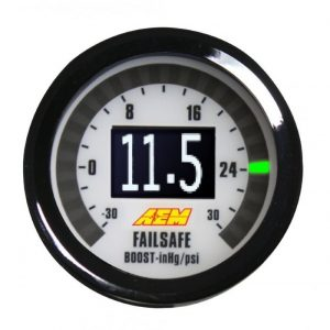 AEM Wideband Failsafe Gauge 3