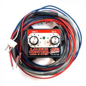 MSD Launch Control Module Selector 1