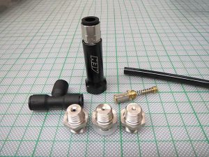 AEM V2 Water/Methanol Nozzle and Jet Kit 2