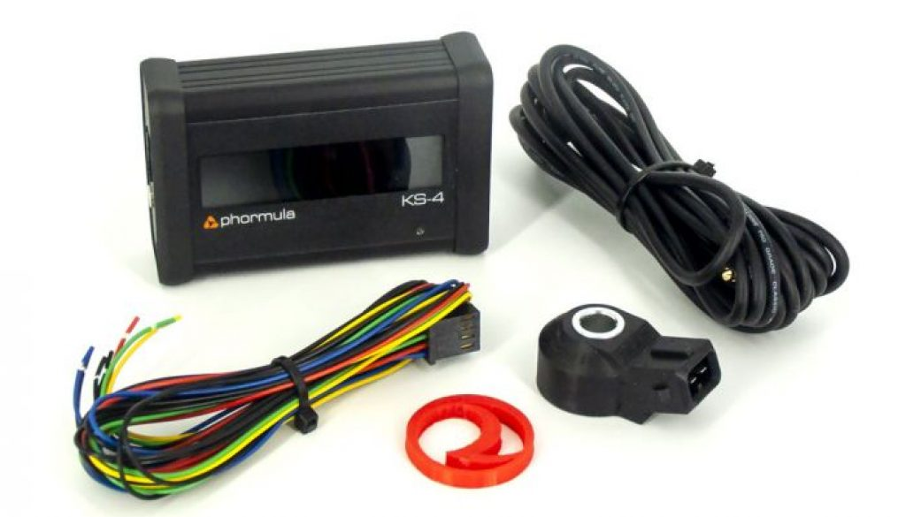 Phormula Knock Analyser KS4 - Front Side Full Kit