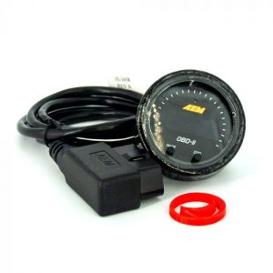AEM X-Series OBD2 Digital Datastream Gauge 6