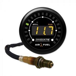 Innovate MTX-L PLUS: Digital Wideband Air/Fuel Ratio Gauge Kit 7