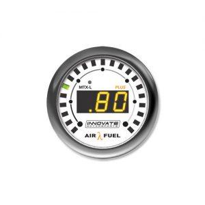 Innovate MTX-L PLUS: Digital Wideband Air/Fuel Ratio Gauge Kit 6