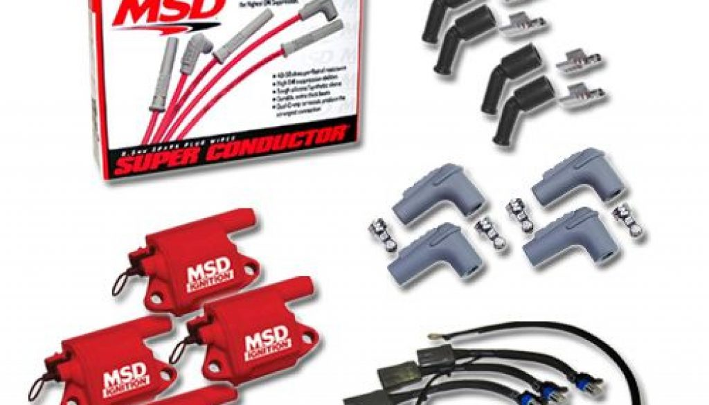 Racedom Mazda RX8 MSD Ignition Kit - item