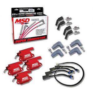 Racedom Mazda RX8 MSD Ignition Kit 2
